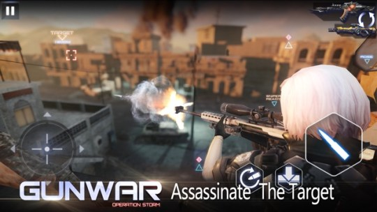 Gun War   Shooting Games on the App Store Screenshots