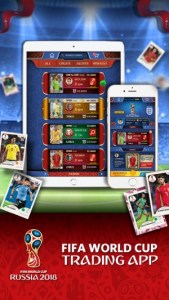 FIFA World Cup 2018 Card Game on the App Store Screenshots