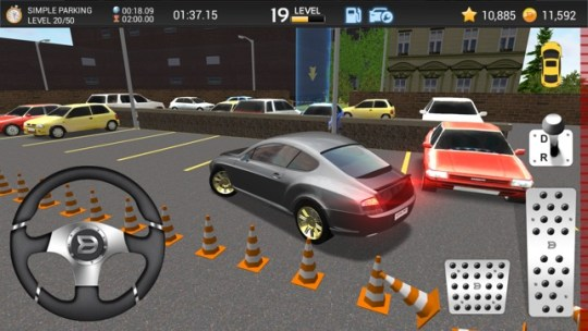 Car Parking Game 3D on the App Store Screenshots