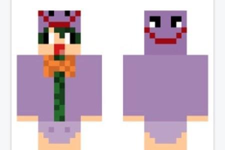 Minecraft Spielen Deutsch Skins Para Minecraft Pe Joker Bild - Skins para minecraft pe joker