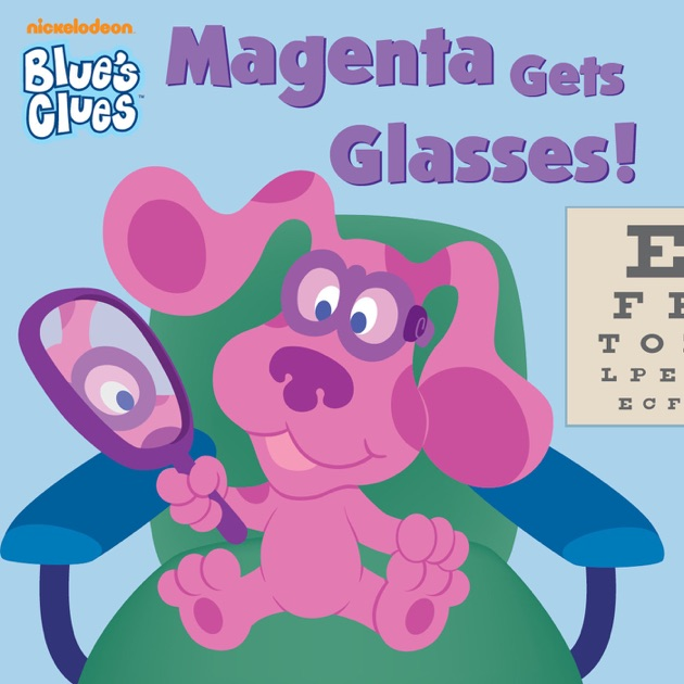 Clues Boy Magenta Blues