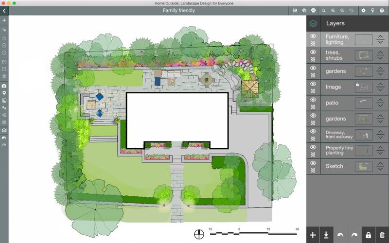 Landscape Design Mac
