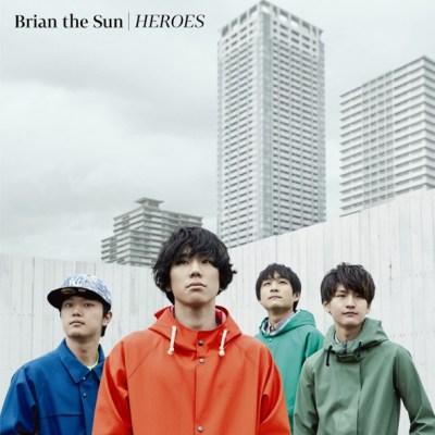 Brian the Sun - HEROES - Single