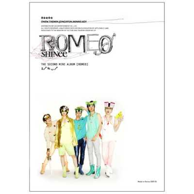 SHINee - Romeo - EP