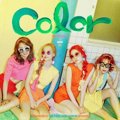 멜로디데이 - Color - EP