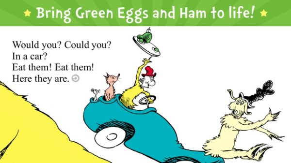green eggs and ham # 14