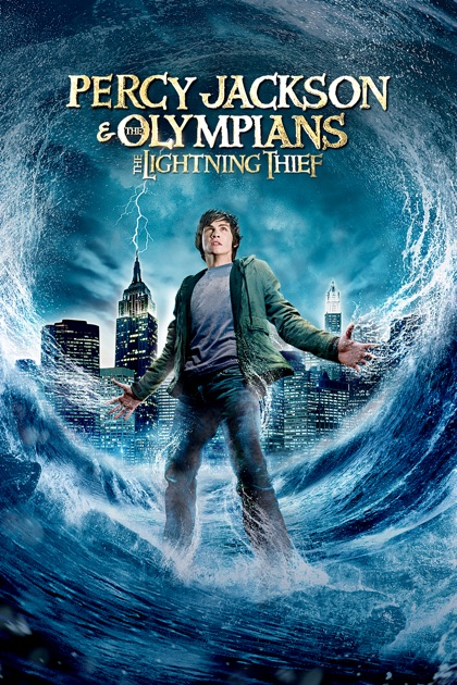 Percy Jackson & the Olympians: The Lightning Thief on iTunes