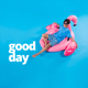 Download lagu Strive to Be - Good Day (feat. Liahona Olayan)