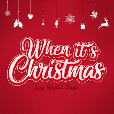 張藝興 - When It's Christmas - Single
