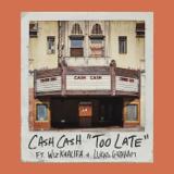 Download Cash Cash - Too Late (feat. Wiz Khalifa & Lukas Graham)
