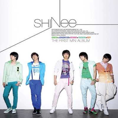 SHINee - 누난 너무 예뻐 (Replay) The First Mini Album - EP