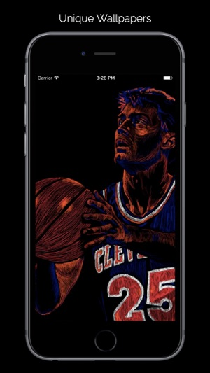 Basketball Wallpapers 2018 on the App Store Screenshots