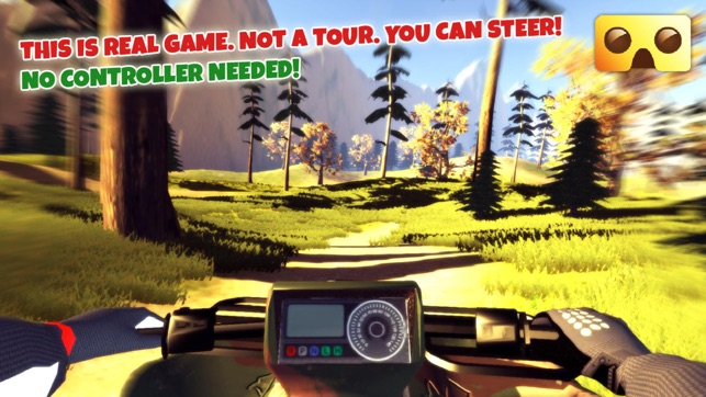 VR Quad Riding Game   Extreme Virtual Reality Games For Google     iPhone Screenshots
