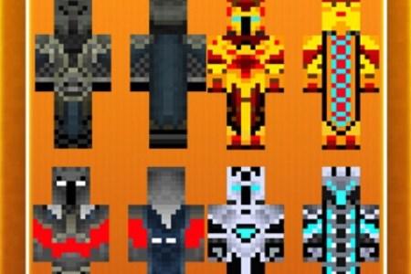 Minecraft Spielen Deutsch Skin Para Minecraft Pe De Obama Bild - Skin para minecraft pe de obama