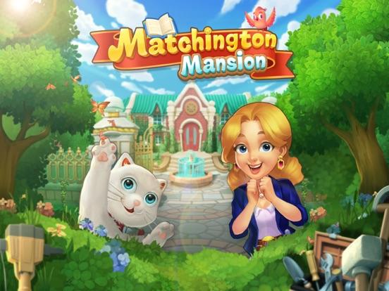 Play Game Matchington Mansion