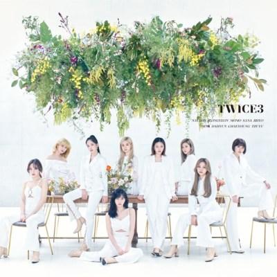 TWICE - #TWICE3 (Japanese Version) - EP