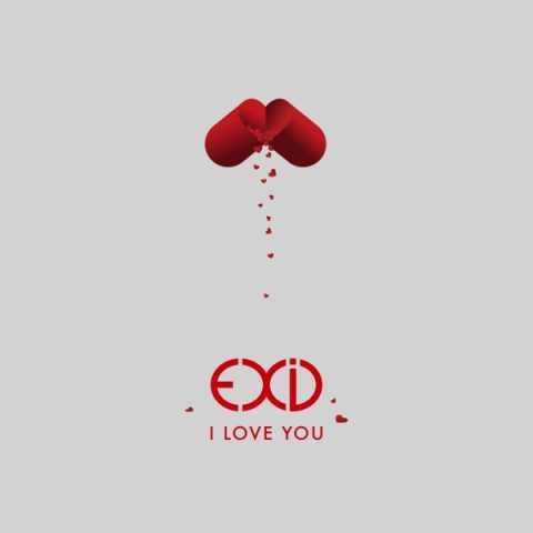 EXID - I Love You - Single