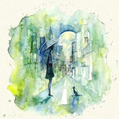 情境遊戲 - 整座城市只有你在撐傘 - Single