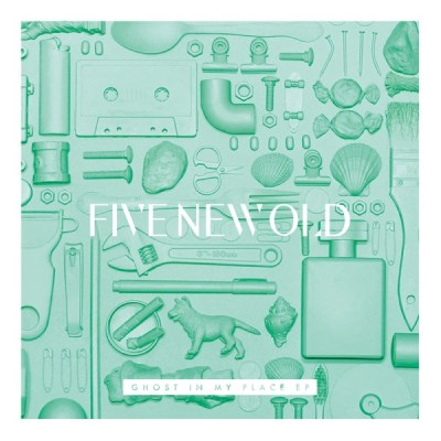 Five New Old - Ghost In My Place EP