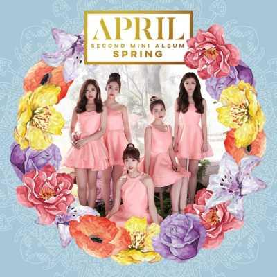 APRIL - Spring - EP
