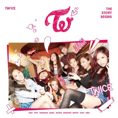 TWICE - The Story Begins - EP