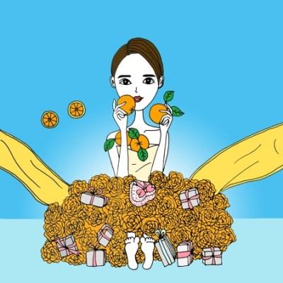 戚薇 - 我的新鲜女友 (晴天版) - Single