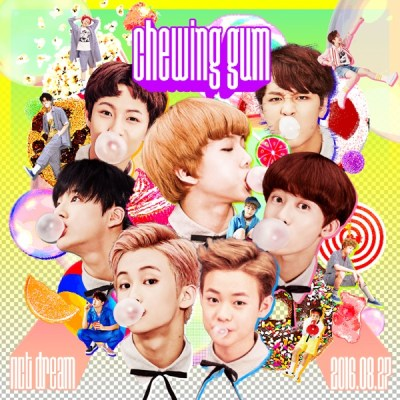 NCT DREAM - Chewing Gum - The 1st Single - Single