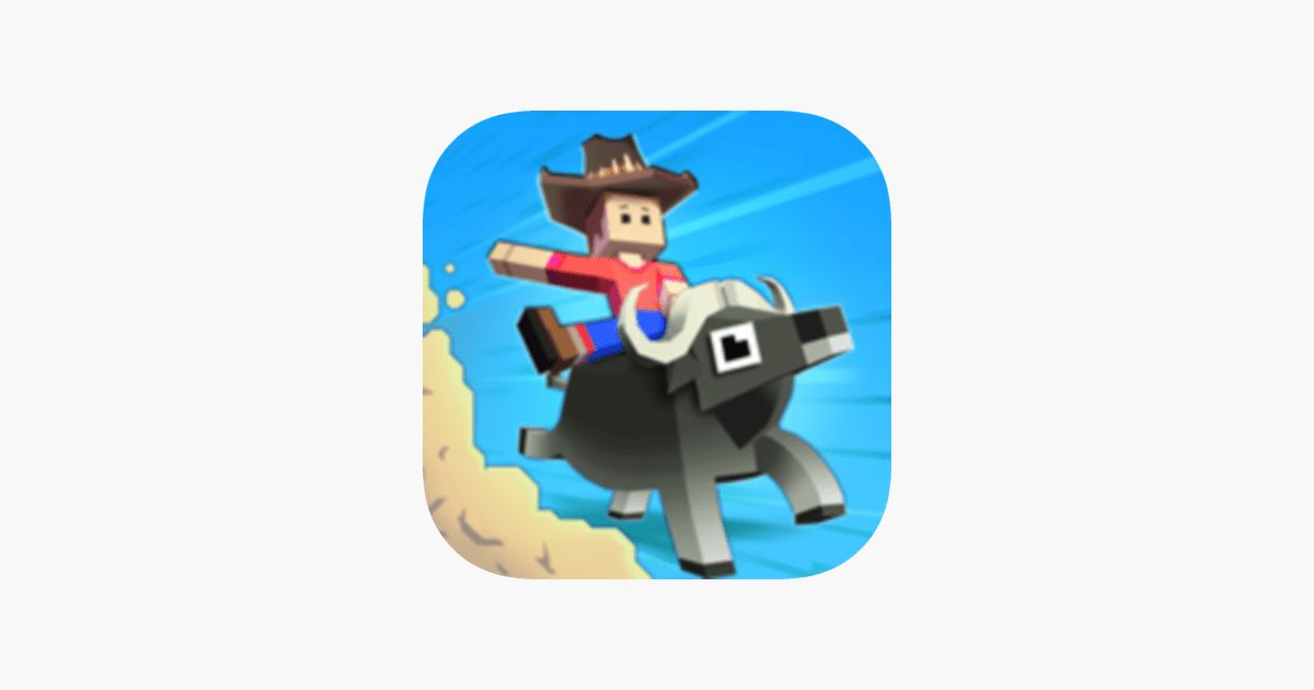 Rodeo Stampede Sky Zoo Safari On The App Store