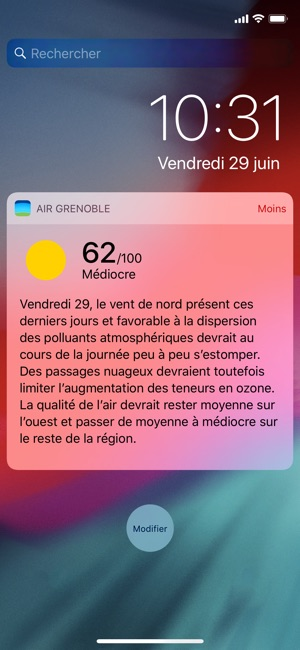 Air Grenoble on the App Store  Air Grenoble on the App Store