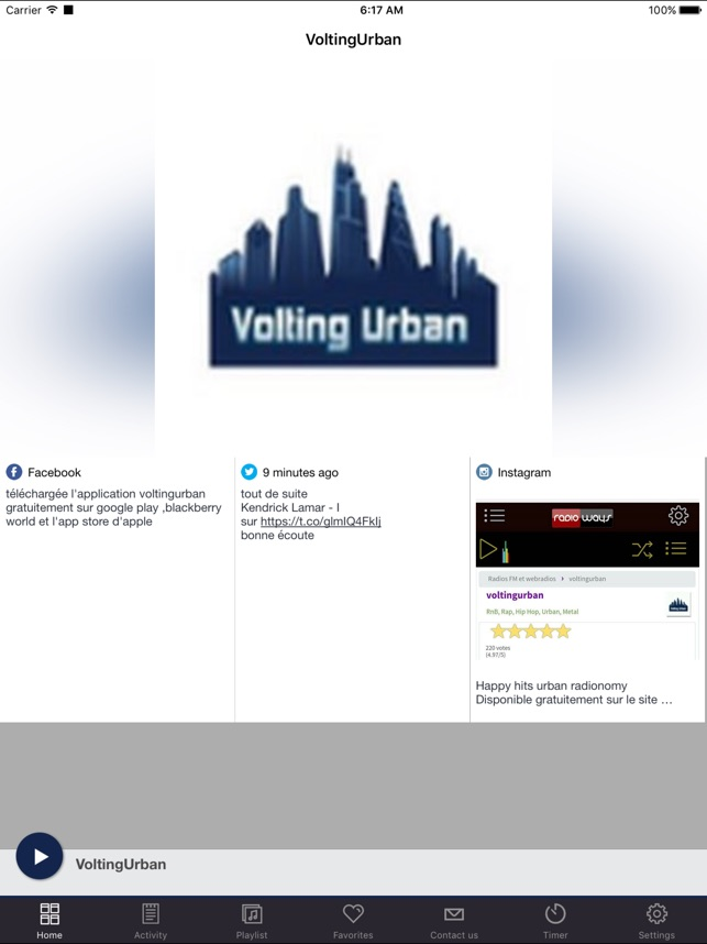 VoltingUrban on the App Store  VoltingUrban on the App Store