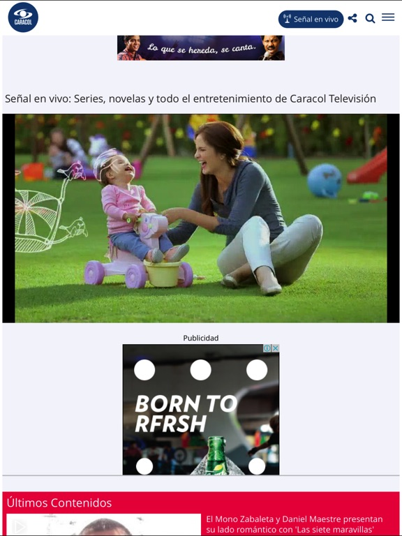Caracol Television En Vivo Gratis
