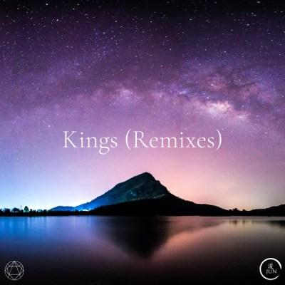 JUN - Kings (feat. Gentle Bones) [Remixes] - EP