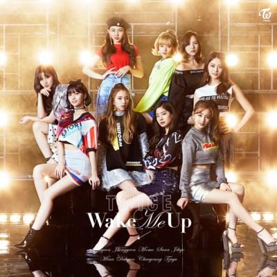 TWICE - Wake Me Up - EP