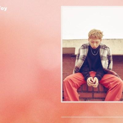 Block B - Toy(Japanese Version)初回盤 ZICO Edition - Single