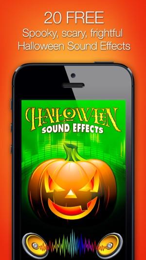 free halloween sound effects # 21