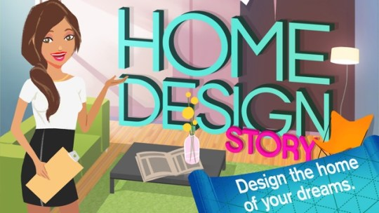 Home Design Story on the App Store Screenshots