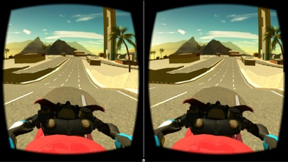 VR Motorbike Simulator   VR Game for Google Cardboard   App Price Drops     Screenshot  9 for VR Motorbike Simulator   VR Game for Google Cardboard