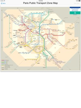 Paris France subway maps   App Price Drops     Screenshot  2 for Paris France subway maps