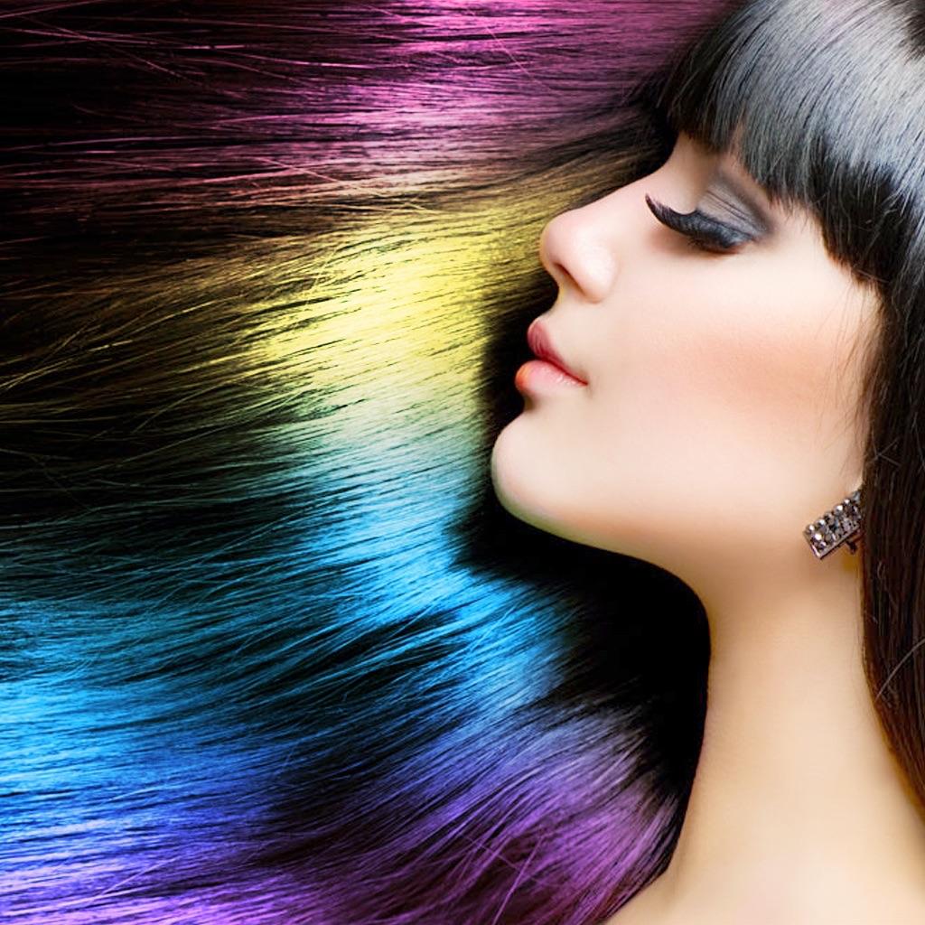 Hair Free App Color Change