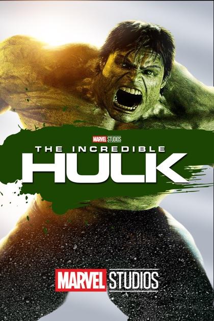 The Incredible Hulk On Itunes