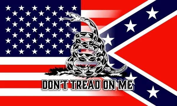 Confederate Dont Tread Me