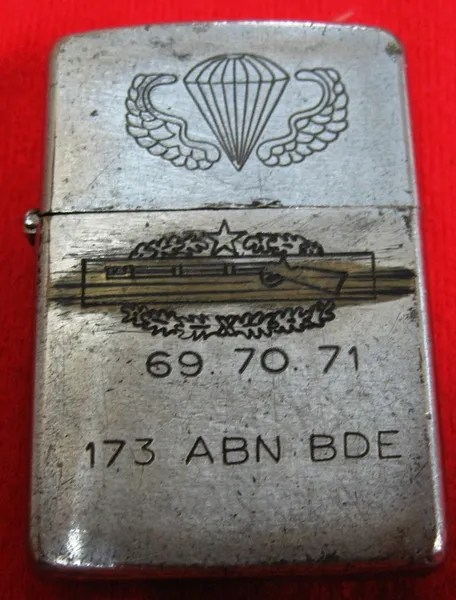 69 Lighters Vietnam Zippo War 70