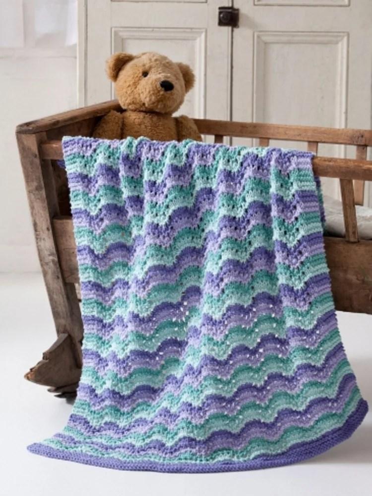 Blanket Knit Pound Love Baby Quick