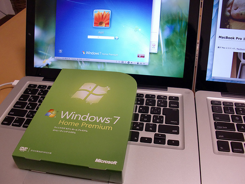 Windows7 Box 0001 Microsoft: Presentati dati finanziari da record, Windows 7 ha venduto 175 milioni di licenze