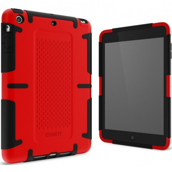 cy0967ciwor workmate ipad mini red web 580x580 Uno sguardo alle cover di Cygnett