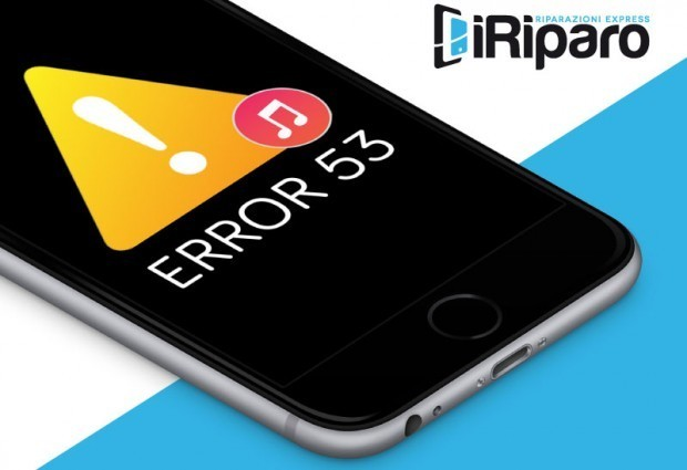 errore 53 iphone 620x425 ERRORE 53   iRiparo sa come prevenirlo