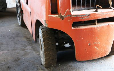 Forklift Tires And Operation Savings
