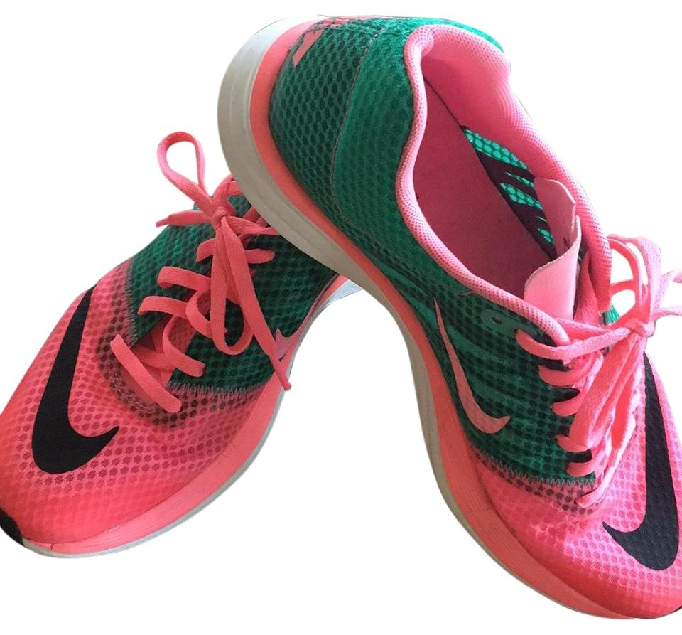 Red And Green Nike Shoes