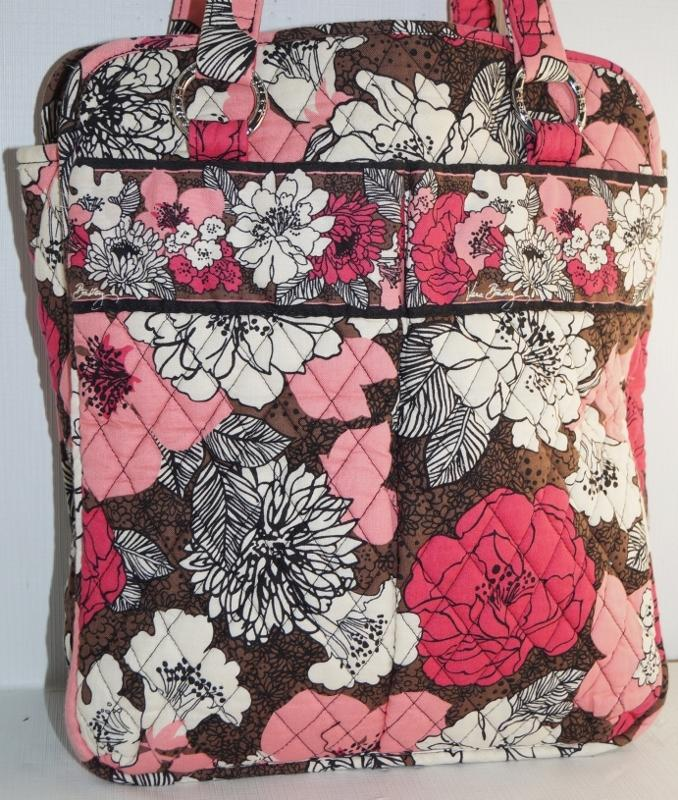 a0bcbac1885c Vera Bradley Pink Flowers Gallery Flower Decoration Ideas