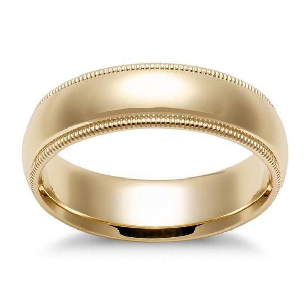 Avital   Co Jewelry Yellow Gold 5 0 Mm 14k Ring Men s Wedding Band 61  off  retail Avital   Co Jewelry Yellow Gold 5 0 Mm 14k Ring Men s Wedding Band
